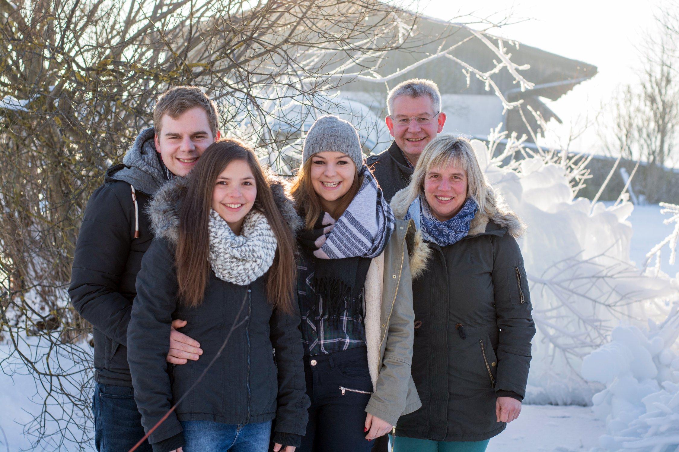 Familie Baumgärtner